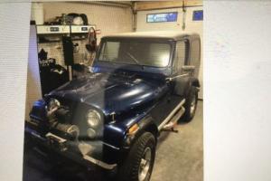 Jeep: CJ CJ7 Limited Edition