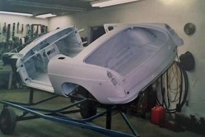 1972 MG MGB Mk III Roadster Photo