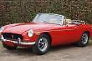 1971 MG MGB MGB Convertible