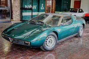 1973 Maserati Bora for Sale