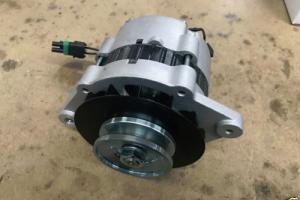 NEW Alternator for All Years 653 BOBCAT Skid Steer Loader  Peugeot XUD9 Diesel