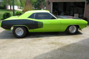 1971 Plymouth Barracuda CUDA Photo