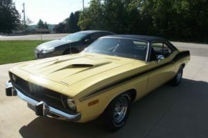 1974 Plymouth Barracuda Photo