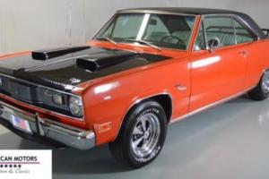 1971 Plymouth Scamp -- Photo
