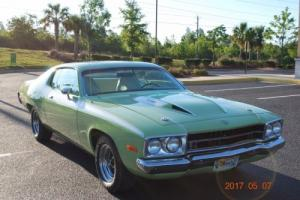 1973 Plymouth Road Runner