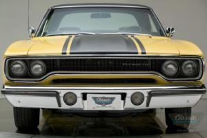 1970 Plymouth Road Runner Numbers Matching 383 Super Commando V8