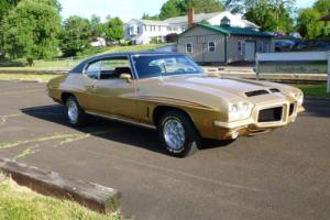 1972 Pontiac SPORTS COUPE