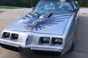 1979 Pontiac Trans Am 10th Anniversary Photo