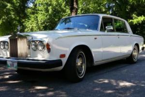 Rolls-Royce: Rolls Royce Silver Wraith II