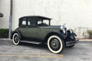 1926 Studebaker Victoria Coupe Standard Six