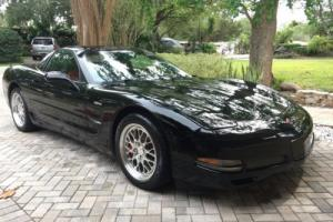 2002 Chevrolet Corvette FRC ZO6