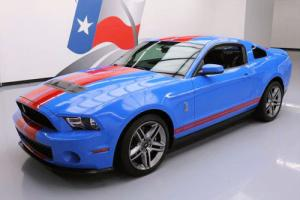 2010 Ford Mustang SHELBY GT500 SUPERCHARGED 6-SPEED