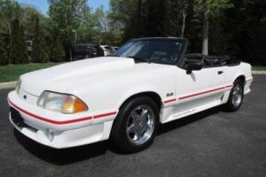 1993 Ford Mustang GT Photo