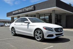 2015 Mercedes-Benz C-Class --