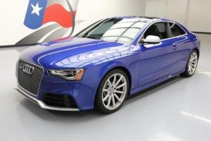 2013 Audi RS5 QUATTRO AWD 450HP SUNROOF NAV REARCAM