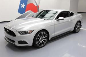 2015 Ford Mustang ECOBOOST PREMIUM AUTO NAV 20'S