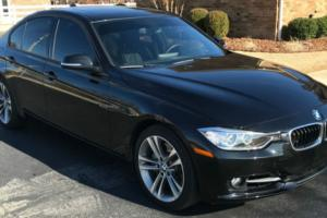 2013 BMW 3-Series Sport Line with Sport Transmission