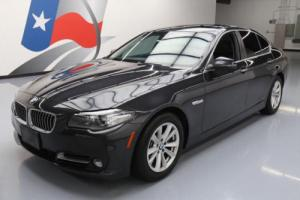 2015 BMW 5-Series 528I SEDAN HTD SEATS SUNROOF NAVIGATION