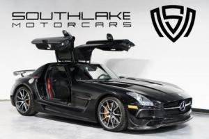 2014 Mercedes-Benz SLS AMG SLS AMG Black Series