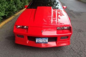 1991 Chevrolet Camaro Photo