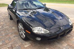2002 Jaguar XKR XKR-100