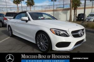 2017 Mercedes-Benz C-Class C 300 Photo