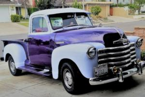1952 Chevrolet Other Pickups 3100 Triftmaster