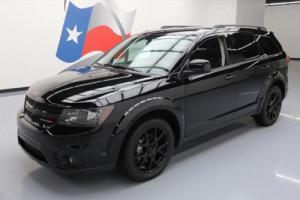 2016 Dodge Journey R/T BLACKTOP PKG  LEATHER NAV