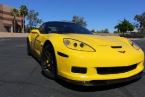 2007 Chevrolet Corvette 2dr Coupe Z06