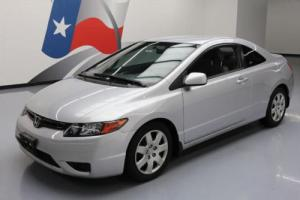 2008 Honda Civic LX COUPE AUTO CD AUDIO CRUISE CTRL
