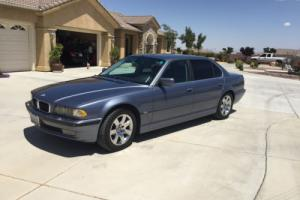 2001 BMW 7-Series 740il Photo
