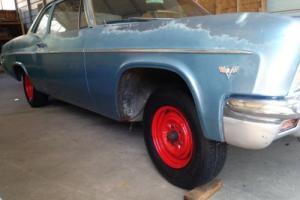 1966 Chevrolet Bel Air/150/210