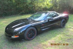 2002 Chevrolet Corvette Liftback
