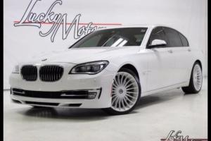 2013 BMW 7-Series ALPINA B7 $136k Msrp Clean Carfax!