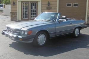 1988 Mercedes-Benz SL-Class