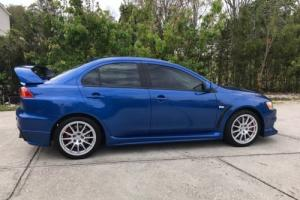 2008 Mitsubishi Evolution 4door