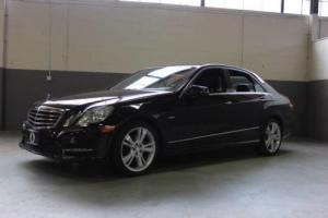 2012 Mercedes-Benz E-Class E 350 Luxury