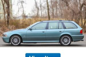 2002 BMW 5-Series Sport Photo