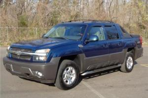 2005 Chevrolet Avalanche 1500 Z71 4WD 4X4 LEATHER COLD A/C