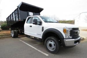 2017 Ford F-450 XL PJs Trash Dump Body 2WD - NEW