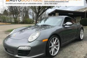 2009 Porsche 911 Carrera S 2dr Coupe Coupe 2-Door Automatic 7-Speed