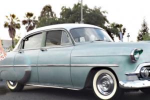 1953 Chevrolet Bel Air/150/210 California Classic Family Cruiser No Reserve!!!