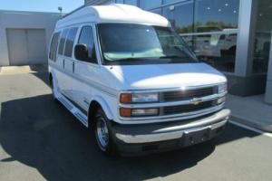 1996 Chevrolet Express Explorer Limited High Top Conversion Van