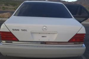 1992 Mercedes-Benz 500-Series 500 SEL