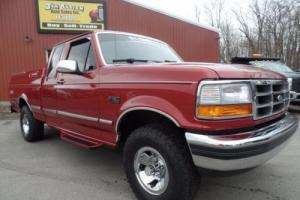 1992 Ford F-150 XLT Lariat Extended Cab 4x4