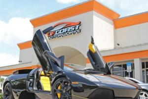 2008 Lamborghini Murcielago LP 640 Roadster
