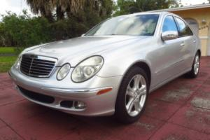 2006 Mercedes-Benz E-Class Florida Car - Clean Carfax