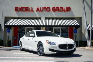 2014 Maserati Quattroporte 4dr Sedan GTS