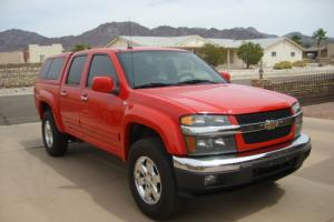 2010 Chevrolet Colorado 2LT Z21