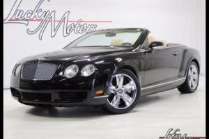 2008 Bentley Continental GT Convertible Awd Fully Serviced Clean Carfax!